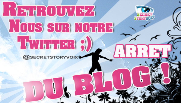 Apr�s 6 ann�es .. le blog touche � sa fin !!!